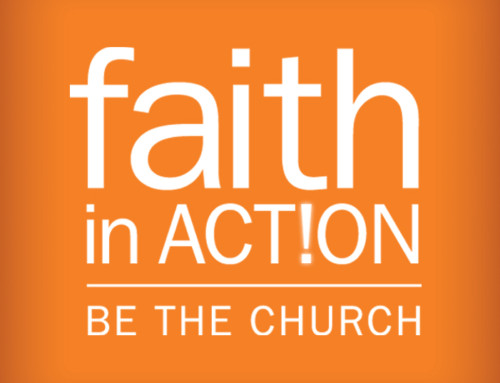 Faith In Action Sunday!